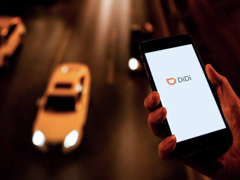 Китай почав антимонопольне розслідування проти сервісу таксі DiDi.
