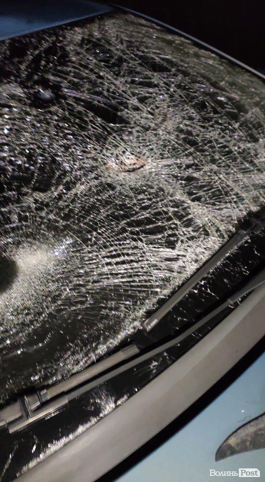 Водій Uklon збив двох людей і намагався втекти