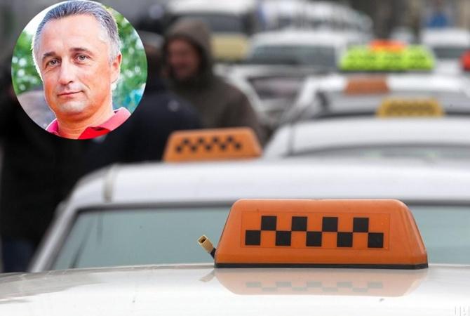 Глава Украинской таксомоторной ассоциации Андрей Антонюк: Наш рынок такси — дикий