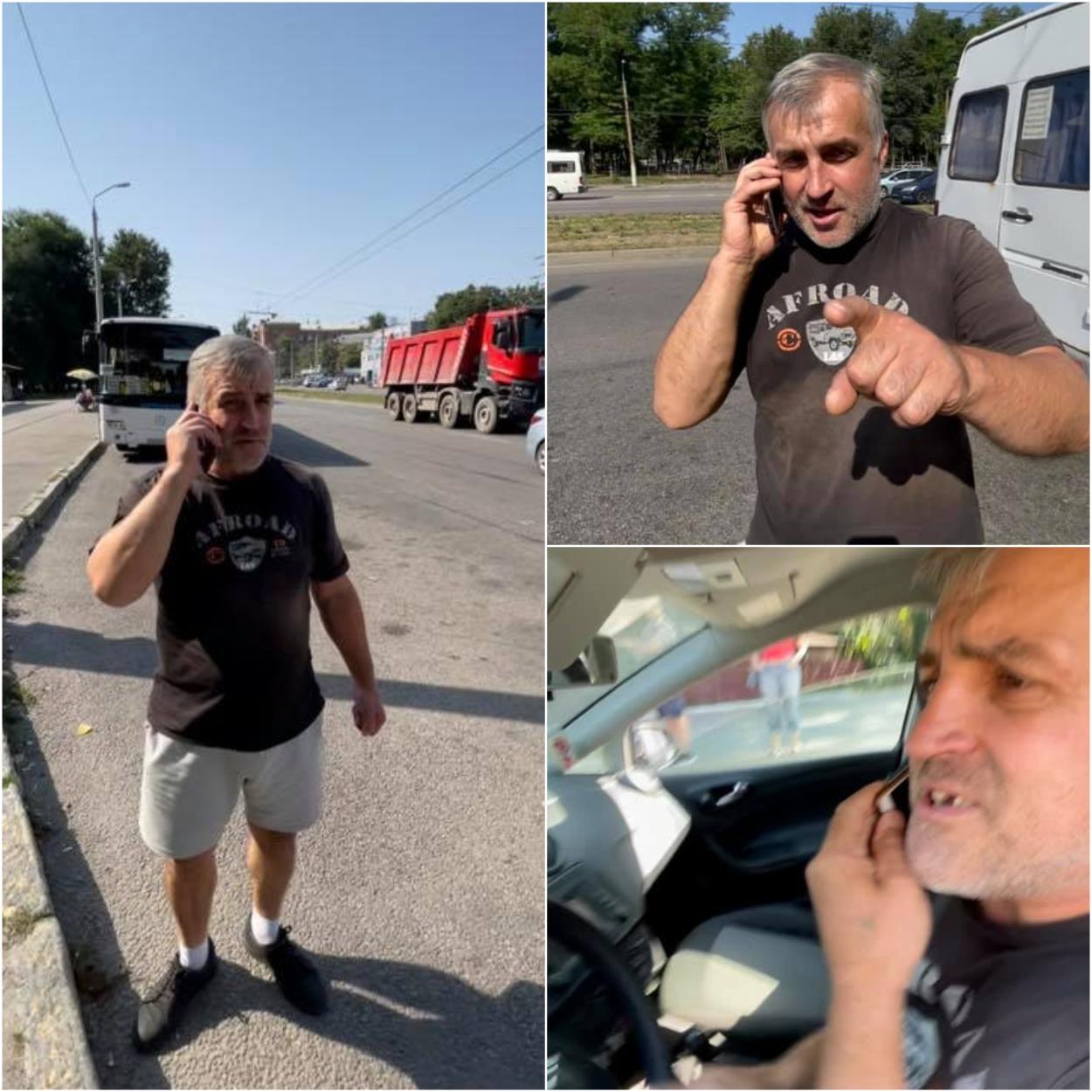 "Водитель такси ""Уклон"" напал на пассажирку/ фото: Inna Lysak"